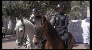 La Unidad Ecuestre de la Policía Local de Dolores recibe un premio a nivel autonómico
