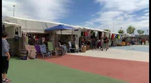 El mercadillo de Torrevieja se estrena en su nueva ubicación