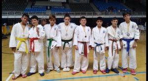 El Club Nozomi de Torrevieja logra siete campeones autonómicos