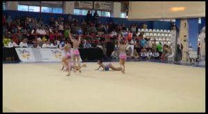 La torrevejense Sylvana Muñoz disputará el campeonato de España absoluto de gimnasia rítmica