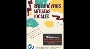 La Concejalía de Juventud de Pilar de la Horadada crea la Red de jóvenes artistas locales