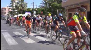 Concentración ciclista en Cox para exigir mayor seguridad en las carreteras