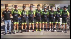 El ciclista Ismael Hernández, se impuso el pasado domingo en el Maratón de la Sagra