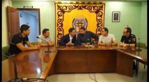 Las Policías Locales de Cox y Granja se unen para cubrir ambos municipios