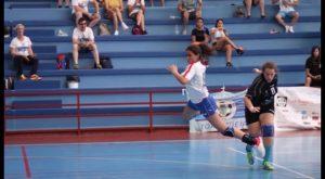 El equipo infantil femenino del Mare Nostrum Torrevieja consigue clasificarse para la fase final