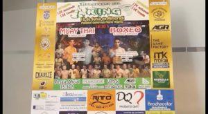 Velada de Muay Thay y Boxeo en Almoradí