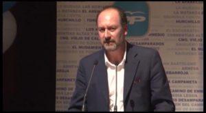 Bascuñana no será candidato a la presidencia del PP de Orihuela