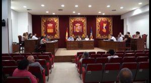 La oposición en bloque se ausenta durante la votación de los presupuestos municipales de Almoradí