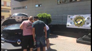 Dolores organiza un curso policial sobre Tráfico Ilícito de Vehículos