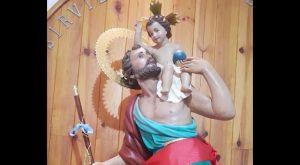 La Orden de San Cristóbal celebra el día de su Patrón