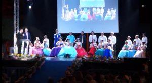 Algorfa corona a sus Reinas y Peñas en un emotivo acto