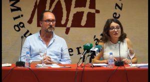 El Decreto de Plurilingüismo protagoniza el encuentro de Mónica Oltra en Orihuela