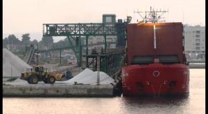 El aporte de sal de otras Salineras a Torrevieja no se producía desde hace más de 30 años