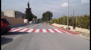 Benejúzar actualiza la señalización del municipio