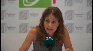 Marta Guillén de Cambiemos Orihuela, deja su acta de concejal