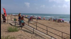 La Comunidad Valenciana es la tercera comunidad con más ahogamientos en lo que llevamos de 2017