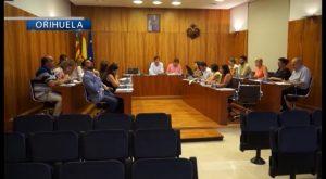 Orihuela aprueba 6'3 millones € en modificaciones de crédito para ejecutar proyectos pendientes
