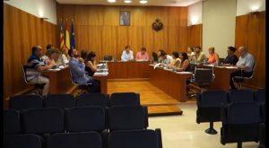 La oposición de Orihuela rechaza el proyecto de presupuestos presentado por el equipo de gobierno