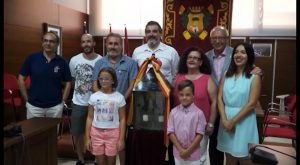 Callosa de Segura presenta a los cargos de las fiestas patronales y de Moros y Cristianos 2017