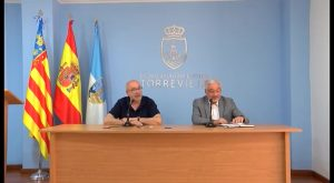 Opacidad en la visita hoy a Torrevieja del conseller de transparencia