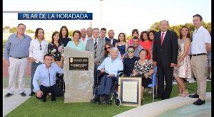 El campo de fútbol de Pilar de la Horadada recibe el nombre de José Villaescusa Carrasco