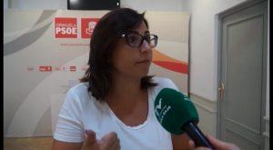 El PSOE pide que no se multe a las personas que buscan en la basura para subsistir