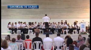 La escuela de música de verano de San Miguel de Salinas celebra su clausura