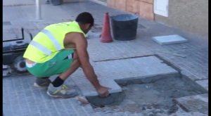 Rafal contrata a tres personas para realizar obras de mejora en el municipio