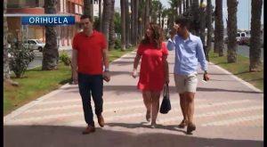 La vicesecretaria nacional de NNGG visita Orihuela para recoger las inquietudes de los jóvenes