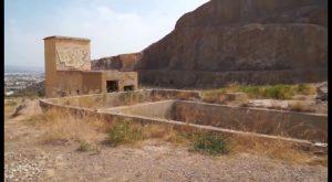 Cox proyecta recuperar la antigua cantera como paraje natural y zona lúdica del municipio
