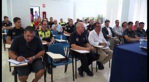Reunión Comarcal de Seguridad para reforzar la coordinación policial tras los atentados de Cataluña