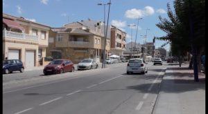 120.000 euros para mejorar los espacios públicos de Algorfa
