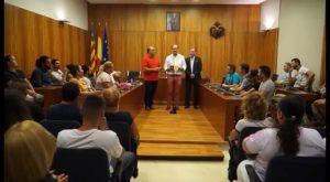 Más de 60 jóvenes realizarán practicas remuneradas durante un año en el Ayuntamiento de Orihuela