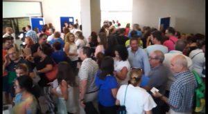 Más de 250 desempleados asisten en Almoradí al II Foro de Empleo de la Vega Baja