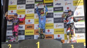 David Braceras vuelve al Campeonato de España
