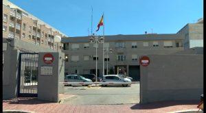 El izado de bandera de la Guardia Civil el 12 de octubre se traslada de la Plaza al Cuartel
