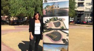 Juventud instalará el primer parque de calistenia de Orihuela en el Parque Severo Ochoa
