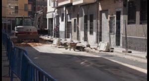 Callosa acomete la renovación de la red de saneamiento con una ayuda de la Diputación