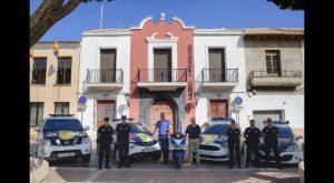 La policia local de San Fulgencio aumenta sus unidades especializadas