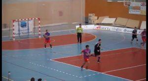 Los clubes de balonmano de Torrevieja y Almoradí empataron