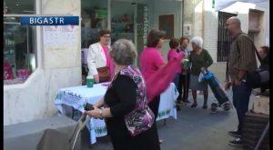 La AECC de Bigastro sale a la calle para recaudar fondos destinados a la investigación