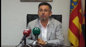El alcalde de Rafal redistribuye competencias dentro del equipo de gobierno