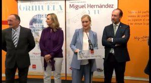 """Miguel Hernández """"regresa"""" a Madrid para ser recordado en el 75 aniversario de su muerte"""