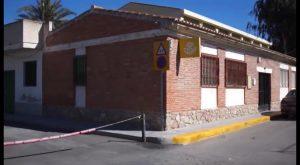 Granja de Rocamora proyecta construir un gimnasio municipal junto al colegio público