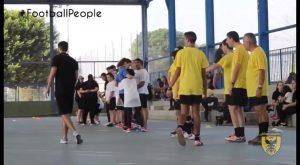 Usarios de ADIS Vega Baja y del Centro Ocupacional Oriol participan en jornadas de fútbol adaptado