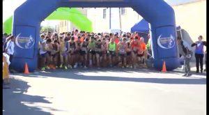 Más de 700 personas tomaron parte en la III Carrera Popular de San Bartolomé