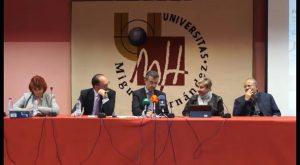 El Congreso Internacional de Física de Orihuela reúne a cerca de un centenar de expertos