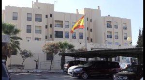 Guardia Civil y Policía participan en Guardamar en un curso de vehículos extranjeros por España