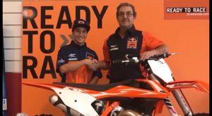 David Braceras ha fichado por el equipo belga Creymert Racing Team