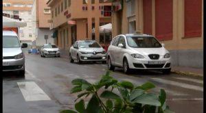 Los taxis de Orihuela se han sumado a la huelga general del sector